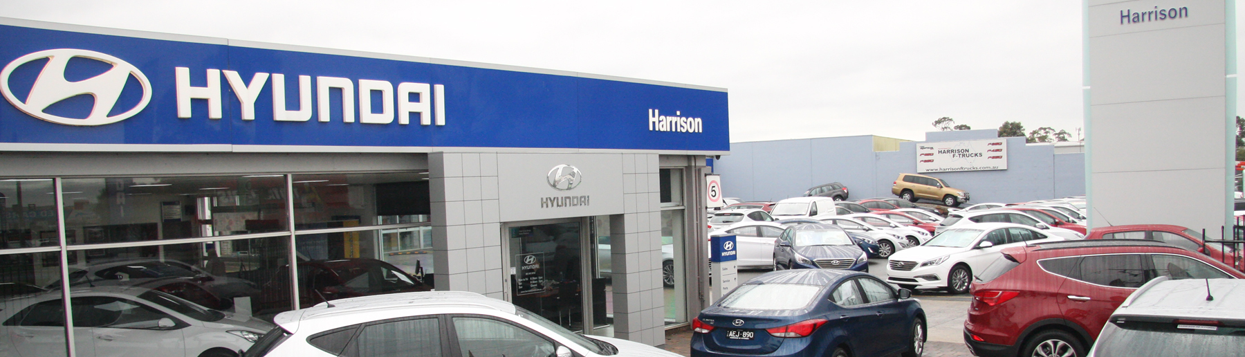 Dealership Image Banner