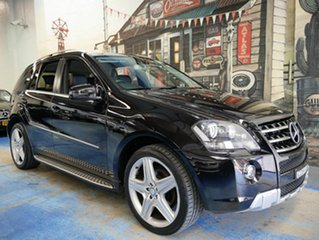 Used Mercedes-Benz ML350 AMG Sports, Marrickville, 2011 Mercedes-Benz ML350 AMG Sports W164 MY10 Wagon