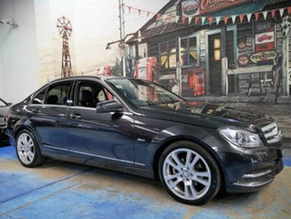 Used Mercedes-Benz C250 BlueEFFICIENCY 7G-Tronic + Elegance, Marrickville, 2012 Mercedes-Benz C250 BlueEFFICIENCY 7G-Tronic + Elegance W204 MY12 Sedan