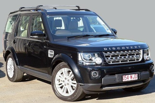 Used Land Rover Discovery SDV6 HSE, Southport, 2016 Land Rover Discovery SDV6 HSE Wagon