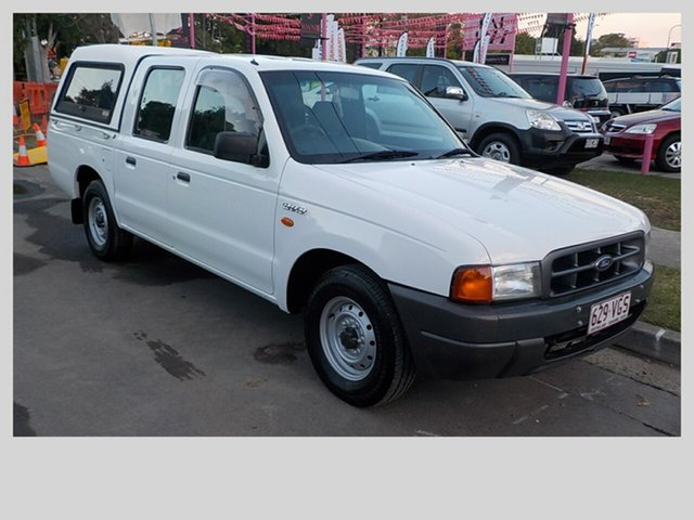 Used Ford Courier GL CREWCAB, Margate, 2002 Ford Courier GL CREWCAB Dual Cab