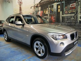 Used BMW X1 sDrive18i Steptronic, Marrickville, 2010 BMW X1 sDrive18i Steptronic E84 Wagon
