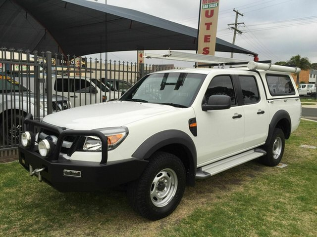Discounted Used Ford Ranger XL (4x4), Toowoomba, 2010 Ford Ranger XL (4x4) Dual Cab