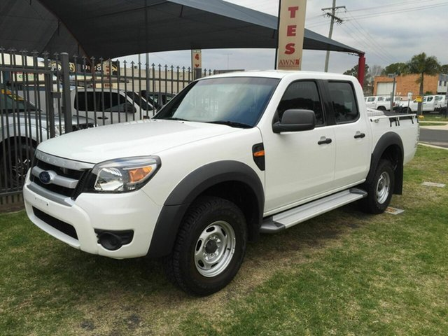 Discounted Used Ford Ranger XL (4x2), Toowoomba, 2009 Ford Ranger XL (4x2) Dual Cab
