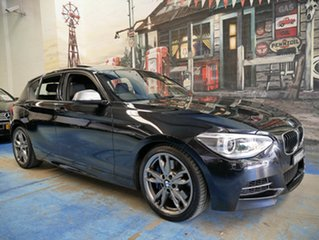 Used BMW M135i M Sport D-CT, Marrickville, 2013 BMW M135i M Sport D-CT F20 MY0713 Hatchback