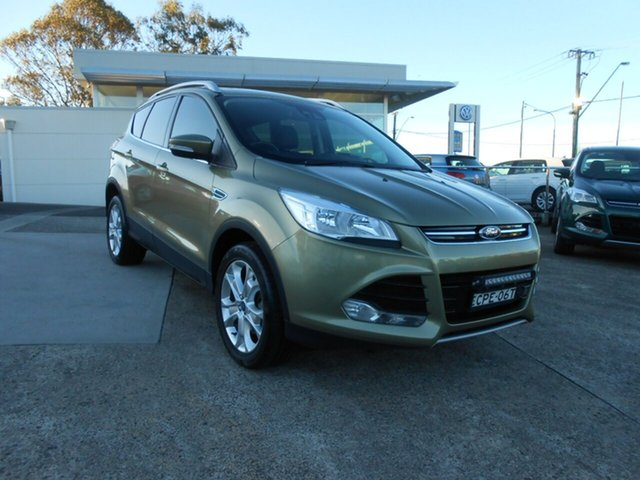 Used Ford Kuga Trend PwrShift AWD, Nowra, 2013 Ford Kuga Trend PwrShift AWD TF Wagon