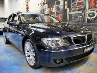 Used BMW 750I Steptronic, Marrickville, 2005 BMW 750I Steptronic E65 Sedan
