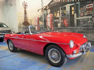 Used MG B, Marrickville, 1966 MG B
