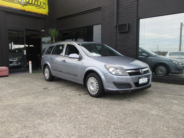Used Holden Astra CD, O'Connor, 2006 Holden Astra CD Wagon