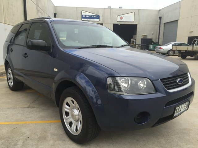 Used Ford Territory TX, Somerton Park, 2007 Ford Territory TX Wagon
