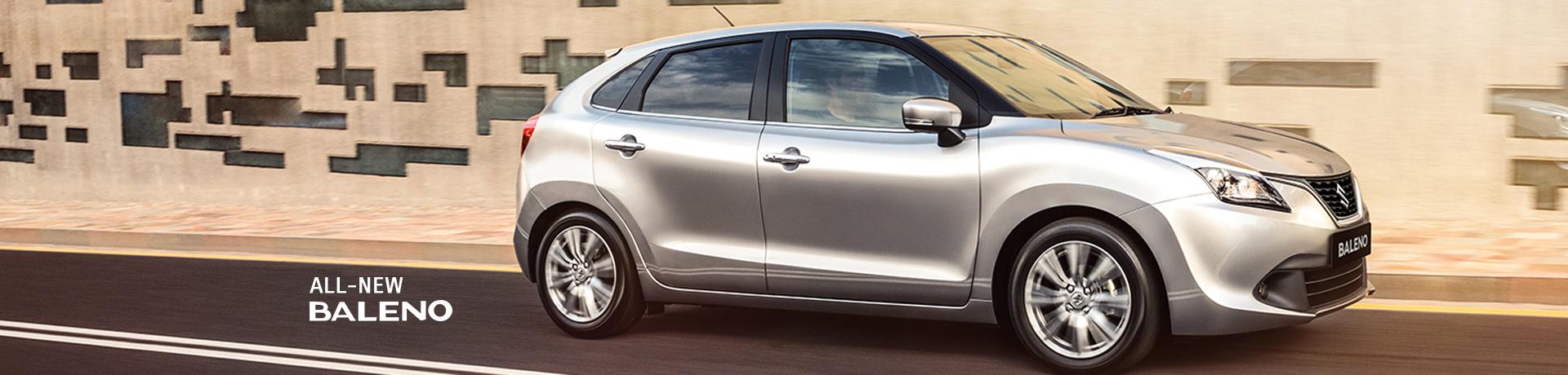 New Suzuki Belano