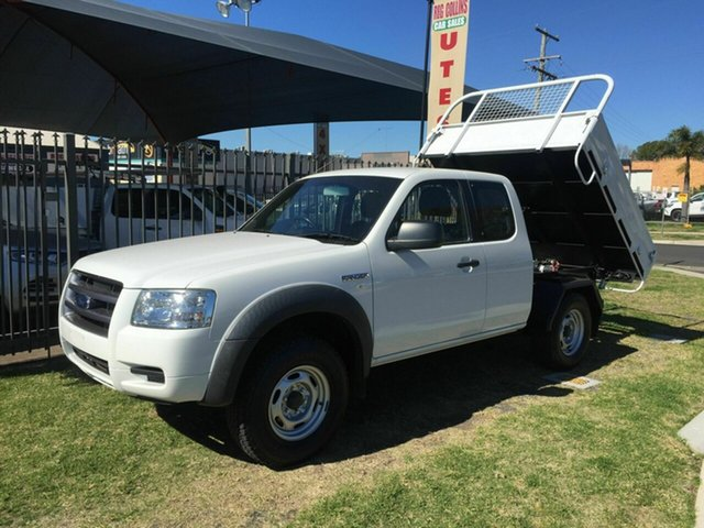 Discounted Used Ford Ranger XL (4x2), Toowoomba, 2007 Ford Ranger XL (4x2) Super Cab Chassis