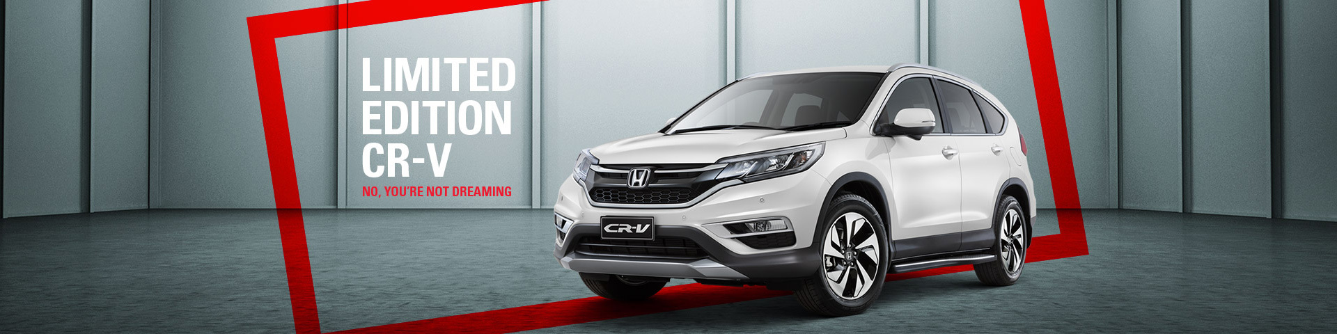 Honda Natioanl Offer - No You're Not Dreaming