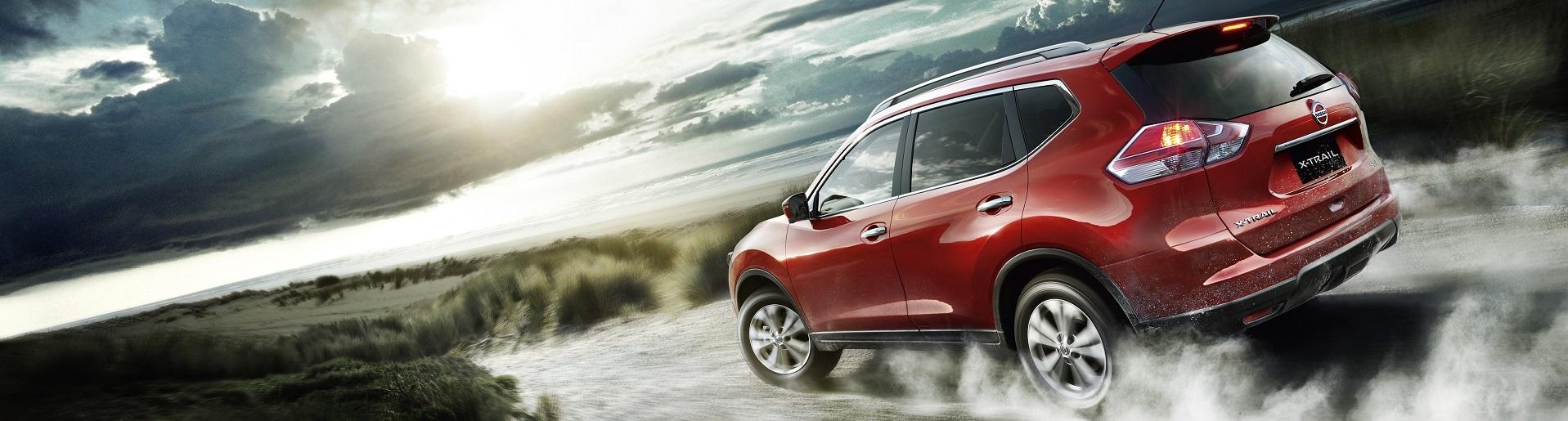 Nissan Xtrail STL RED