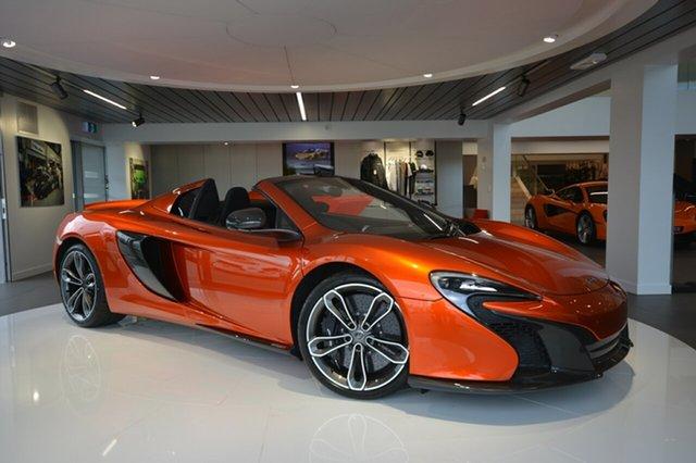 New McLaren 650S Spider SSG, Southport, 2016 McLaren 650S Spider SSG Convertible