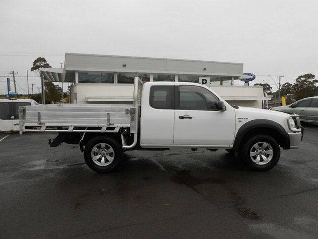 Used Ford Ranger XL Super Cab, Nowra, 2007 Ford Ranger XL Super Cab PJ Spacecab