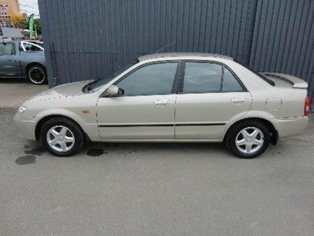 Used Mazda 323 Protege, Redcliffe, 2001 Mazda 323 Protege Sedan