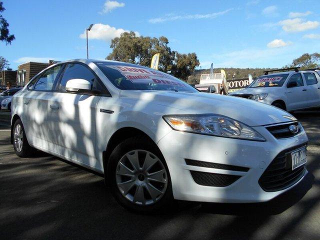 Used Ford Mondeo LX Tdci, Upper Ferntree Gully, 2011 Ford Mondeo LX Tdci Hatchback