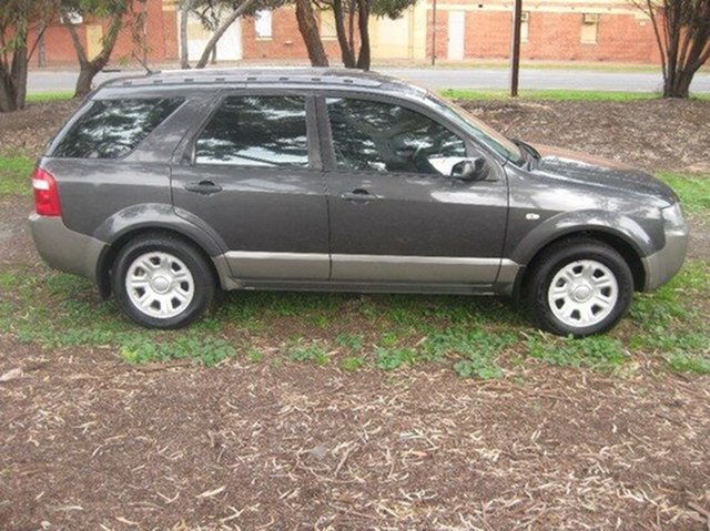 Used Ford Territory TX, Beverley, 2007 Ford Territory TX Wagon