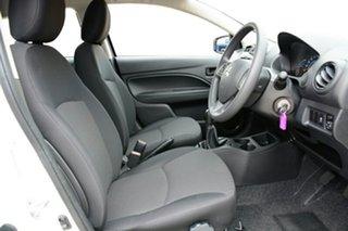 2017 Mitsubishi Mirage ES Hatchback.