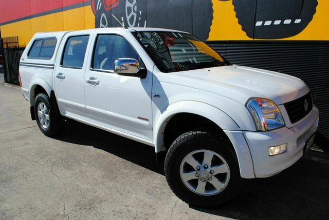 Used Holden Rodeo LT Crew Cab, Melrose Park, 2007 Holden Rodeo LT Crew Cab RA MY07 Utility