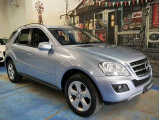 Used Mercedes-Benz ML350 CDI BlueEFFICIENCY, Marrickville, 2009 Mercedes-Benz ML350 CDI BlueEFFICIENCY W164 MY10 Wagon