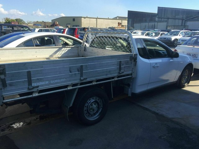 Used Ford Falcon Super Cab, Burleigh Heads, 2008 Ford Falcon Super Cab FG Cab Chassis