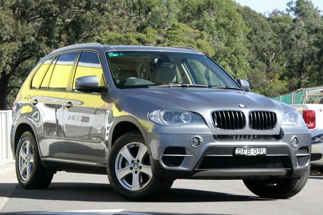 Used BMW X5 xDrive30d Steptronic, Cardiff, 2010 BMW X5 xDrive30d Steptronic Wagon