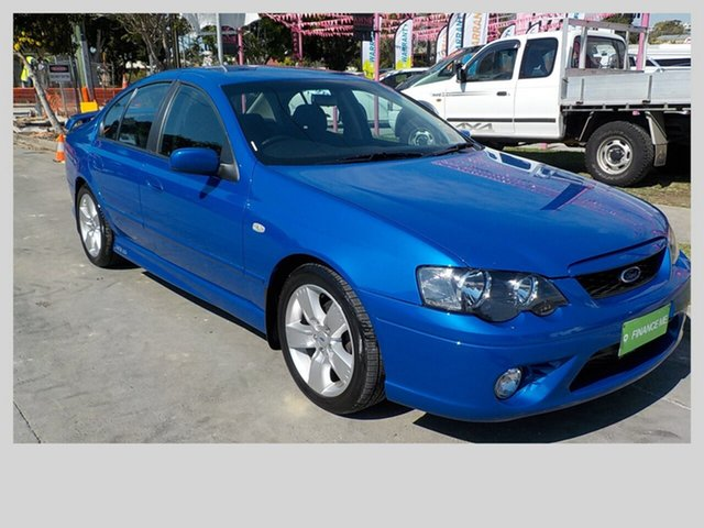 Used Ford Falcon XR6, Margate, 2006 Ford Falcon XR6 Sedan