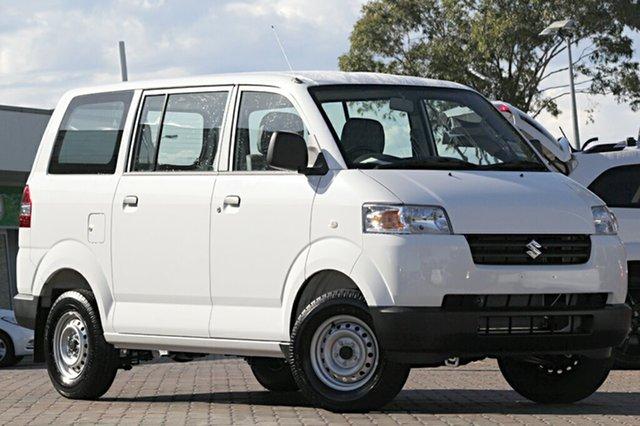 New Suzuki APV, Narellan, 2016 Suzuki APV Van