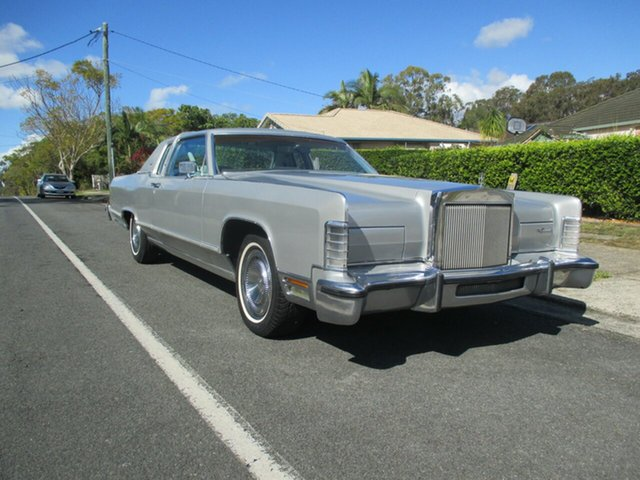 Used Lincoln Continental Town Coupe, Capalaba, 1979 Lincoln Continental Town Coupe Coupe