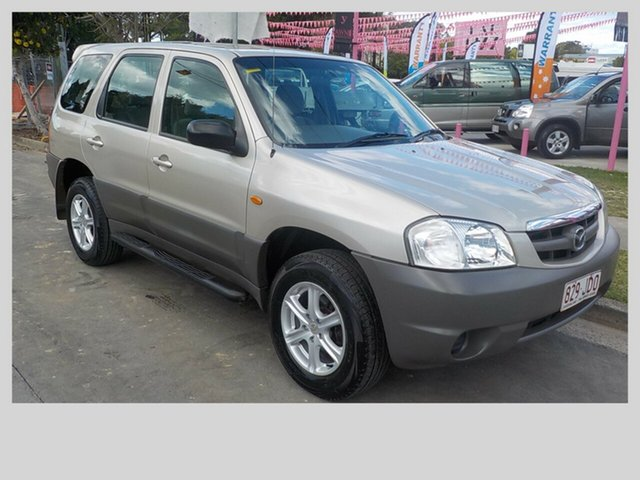 Used Mazda Tribute, Margate, 2002 Mazda Tribute Wagon