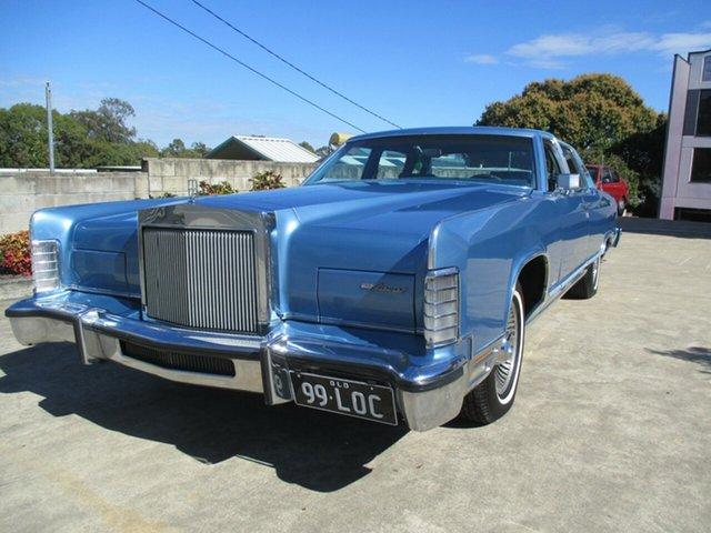 Used Lincoln Continental Town CAR, Capalaba, 1978 Lincoln Continental Town CAR Sedan
