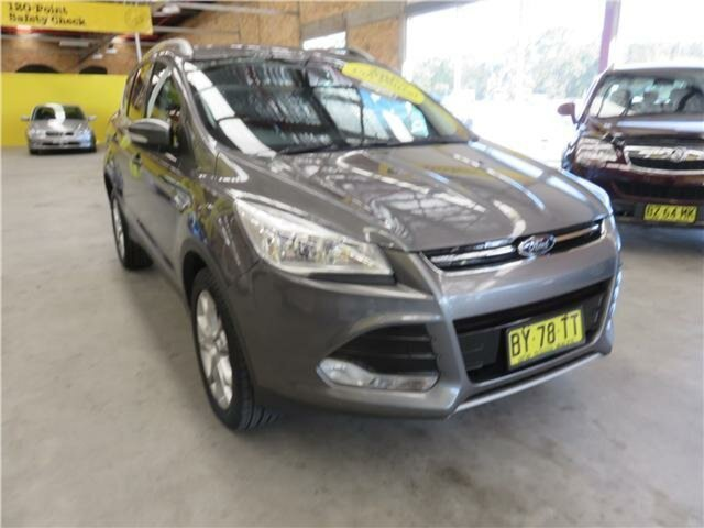 Used Ford Kuga Trend AWD, Cardiff, 2014 Ford Kuga Trend AWD Wagon