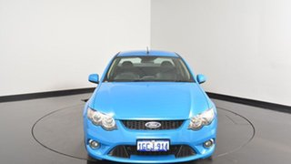 Used Ford Falcon XR6 Ute Super Cab Limited Edition, Victoria Park, 2011 Ford Falcon XR6 Ute Super Cab Limited Edition Utility.
