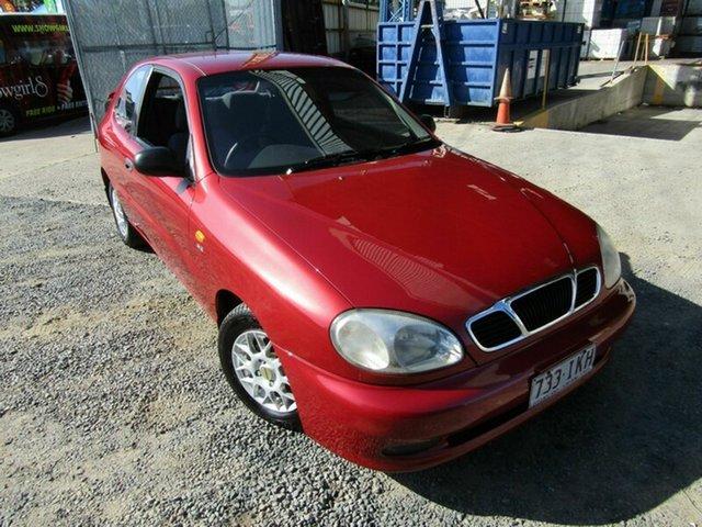 Used Daewoo Lanos Limited SE, Moorooka, 2002 Daewoo Lanos Limited SE Hatchback