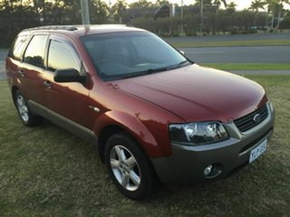 Used Ford Territory TX AWD, Burleigh Heads, 2004 Ford Territory TX AWD SX Wagon