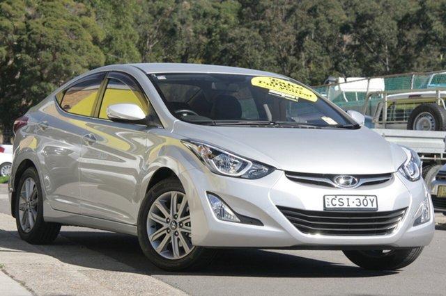 Used Hyundai Elantra Trophy, Cardiff, 2014 Hyundai Elantra Trophy Sedan