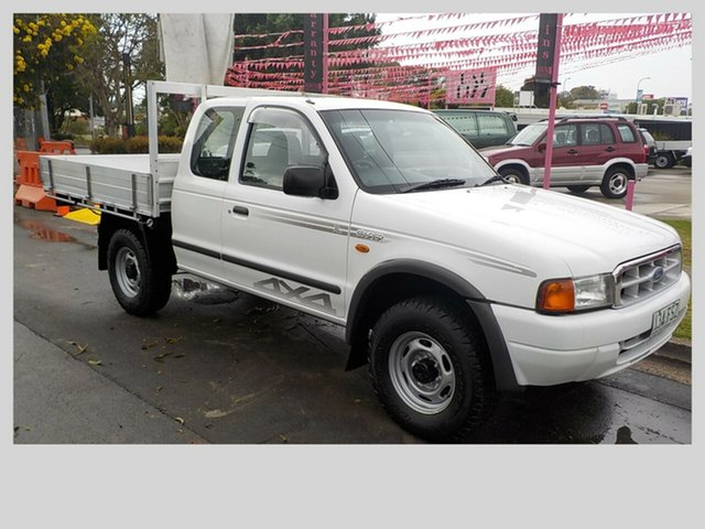 Used Ford Courier XL, Margate, 2000 Ford Courier XL Utility