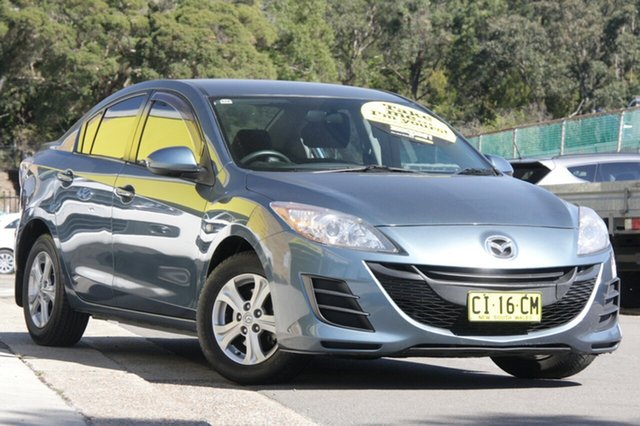 Used Mazda 3 Maxx Activematic, Cardiff, 2009 Mazda 3 Maxx Activematic Sedan