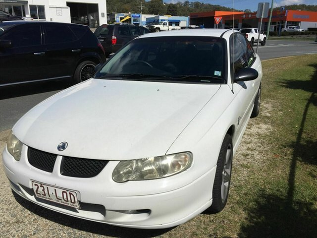 Used Holden Commodore Executive, Burleigh Heads, 2001 Holden Commodore Executive VX Sedan