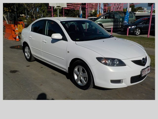 Used Mazda 3 Maxx, Margate, 2008 Mazda 3 Maxx Sedan