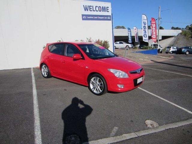 Used Hyundai i30 SLX, Alexandra Headland, 2008 Hyundai i30 SLX Hatchback