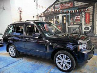 Used Land Rover Range Rover Vogue TDV8 Luxury, Marrickville, 2012 Land Rover Range Rover Vogue TDV8 Luxury L322 12MY Wagon