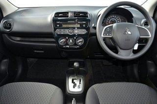 2018 Mitsubishi Mirage ES Hatchback.