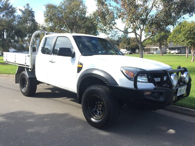 Used Ford Ranger XL Crew Cab, Somerton Park, 2010 Ford Ranger XL Crew Cab Utility