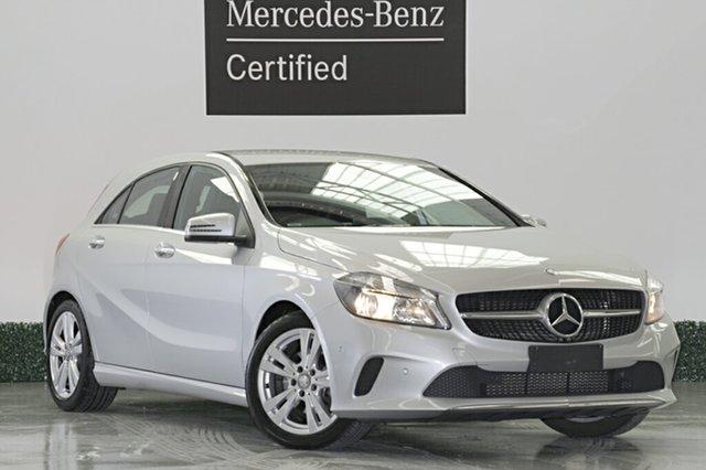 Used Mercedes-Benz A180 D-CT, Narellan, 2015 Mercedes-Benz A180 D-CT Hatchback