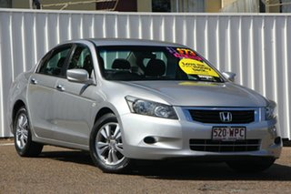 Used Honda Accord VTi, 2010 Honda Accord VTi 8th Gen MY10 Sedan