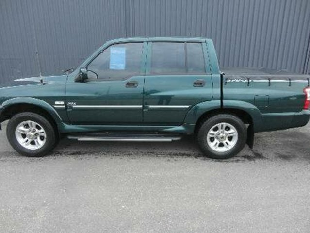 Used Ssangyong Musso Sports, Redcliffe, 2006 Ssangyong Musso Sports Utility