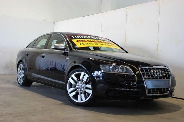 Used Audi S6 V10 FSI Quattro, Underwood, 2007 Audi S6 V10 FSI Quattro Sedan